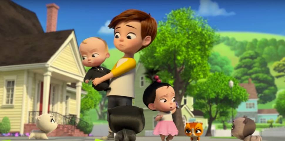 what the boss baby