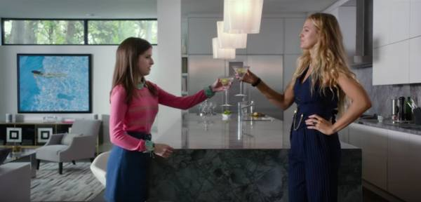 Anna Kendrick & Blake Lively in A Simple Favor
