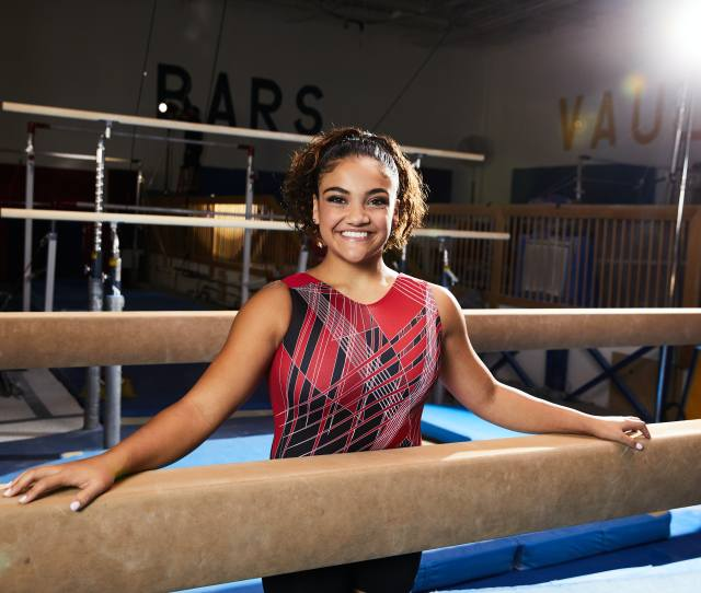Laurie Hernandez Is Returning To Gymnastics With A Determined Focus Exclusive