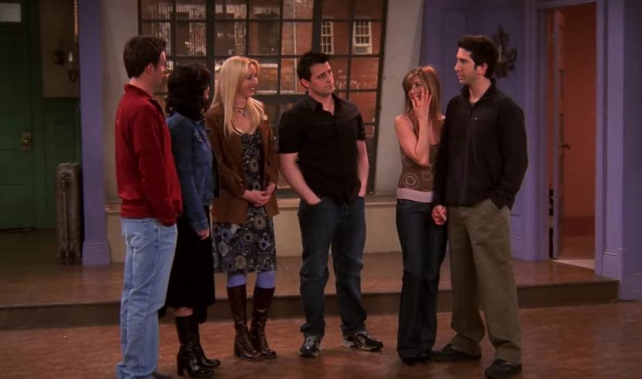 the friends series finale