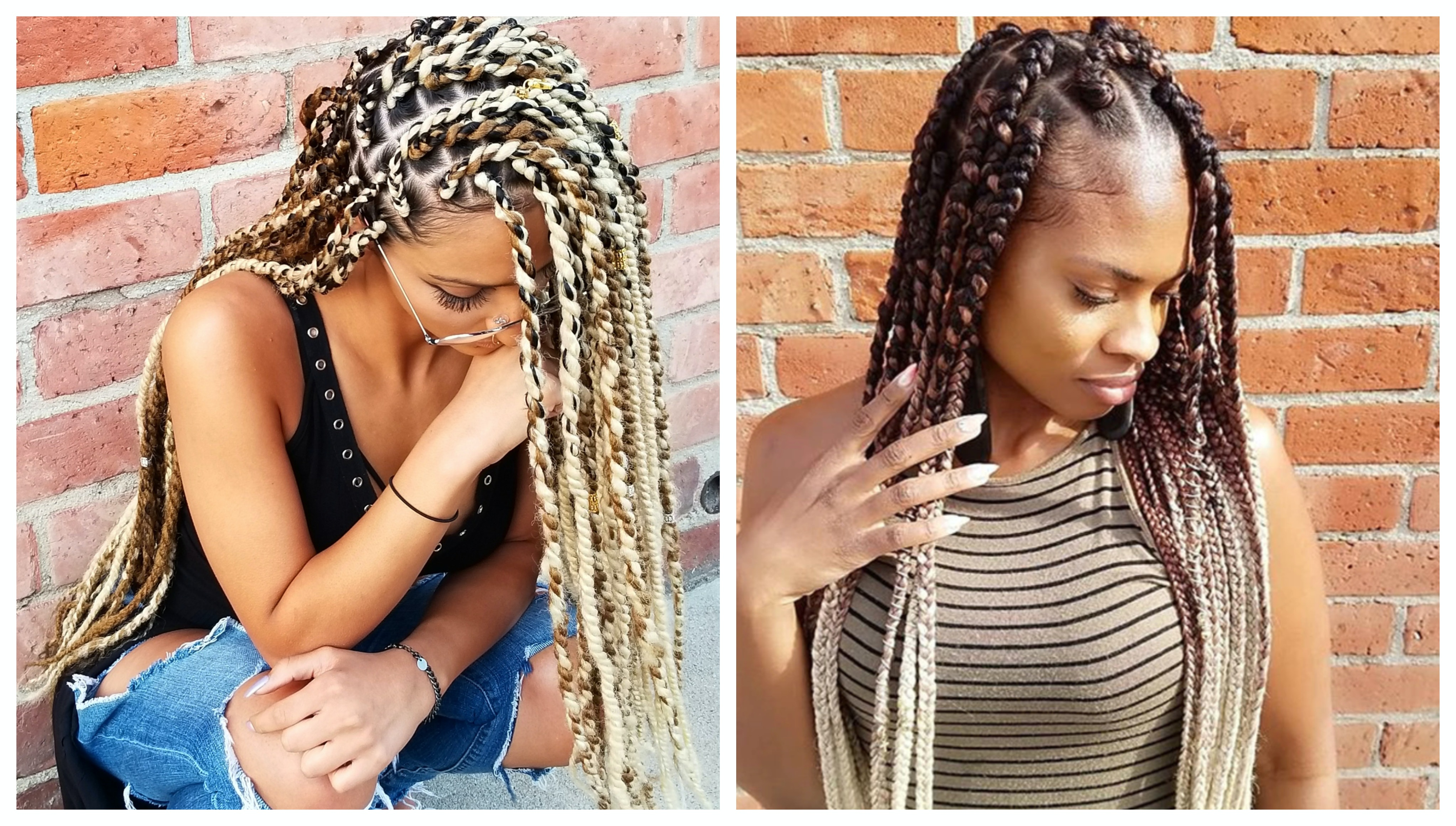 Here S Everything You Need To Know About Getting Braids Twists