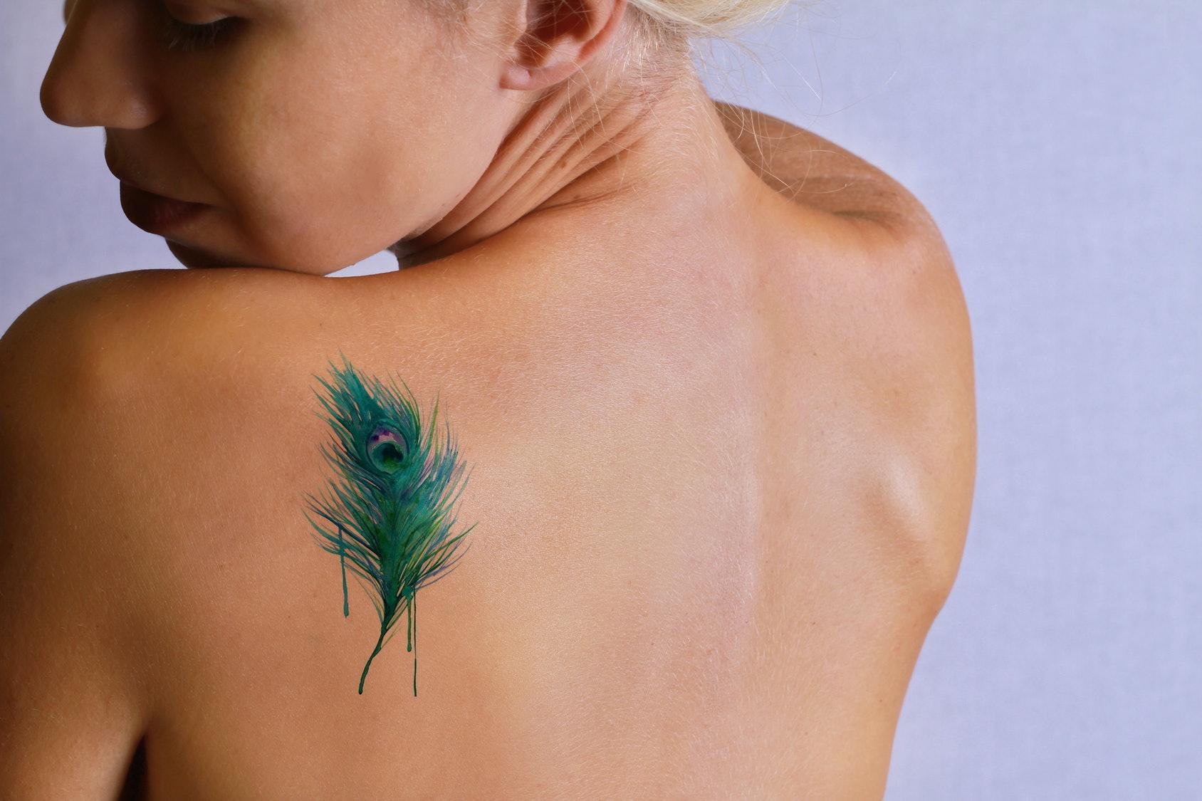 Heart Alphabet S Tattoo Designs For Girls