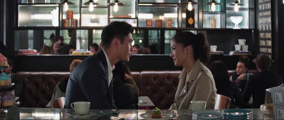 The Ring In The 'Crazy Rich Asians' Proposal Has A