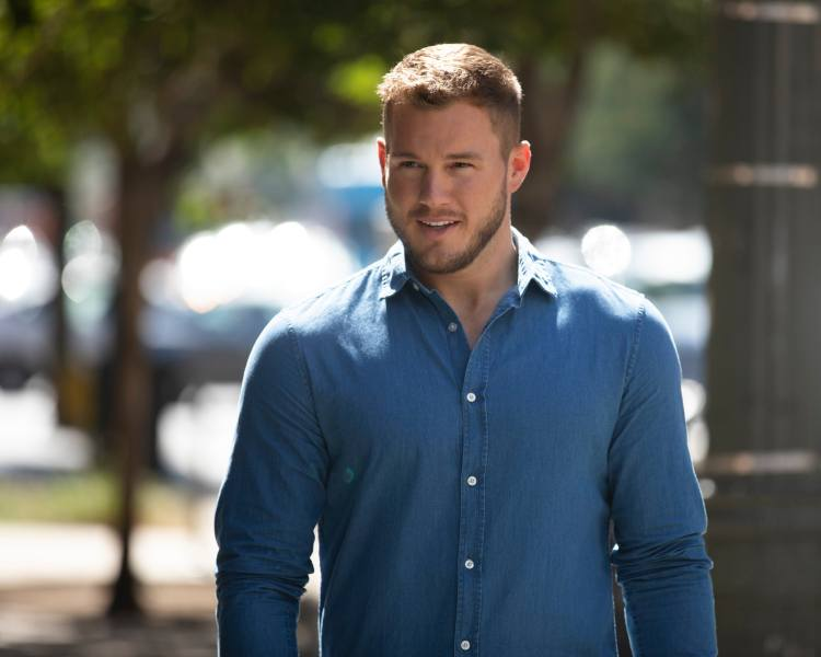 Colton Underwood's Throwback Baby Photo Shows How Far The ...