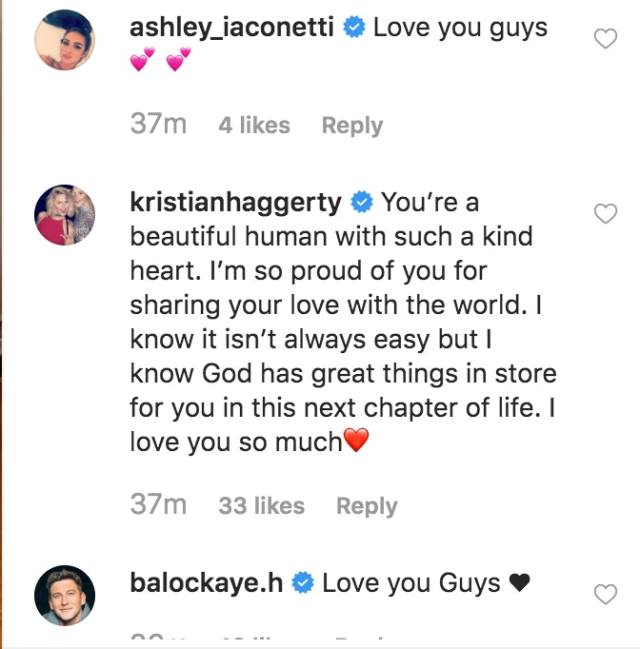 'Bachelor In Paradise' Katie & Chris split