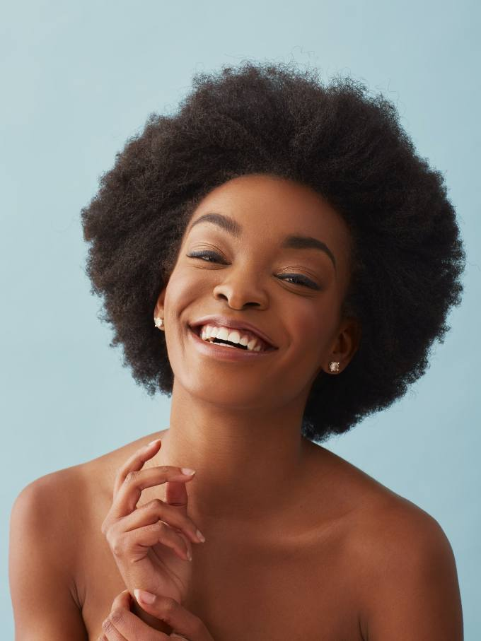7 black women with 4c hair reflect on the journey & joys of