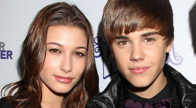 Image result for hailey and bieber first meeting