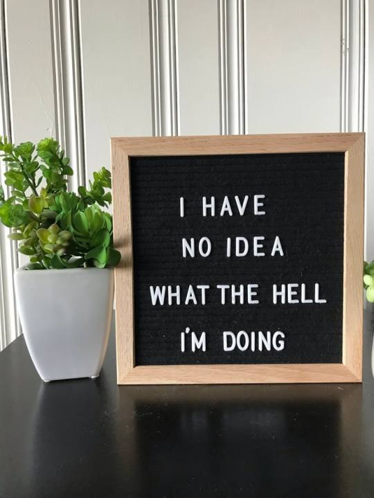 Funny Board Quotes : funny, board, quotes, Funny, Letter, Board, Quotes, Exhausted
