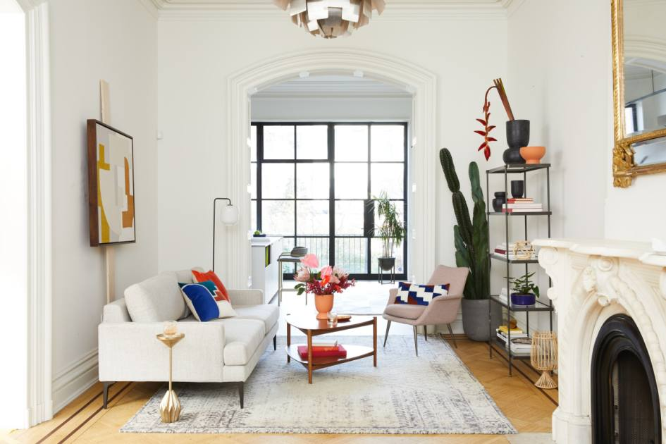 West Elm Rent The Runway Team Up For The Collaboration