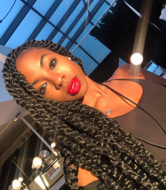 Why Passion Twist Hairstyles Are Trending For Spring 2019 And Beyond