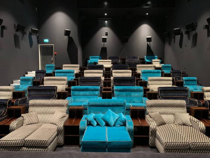 This Movie Theater Has Beds Instead Of Chairs  Twitter