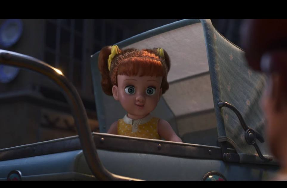 Who Voices Gabby Gabby In Toy Story 4 One Of Your