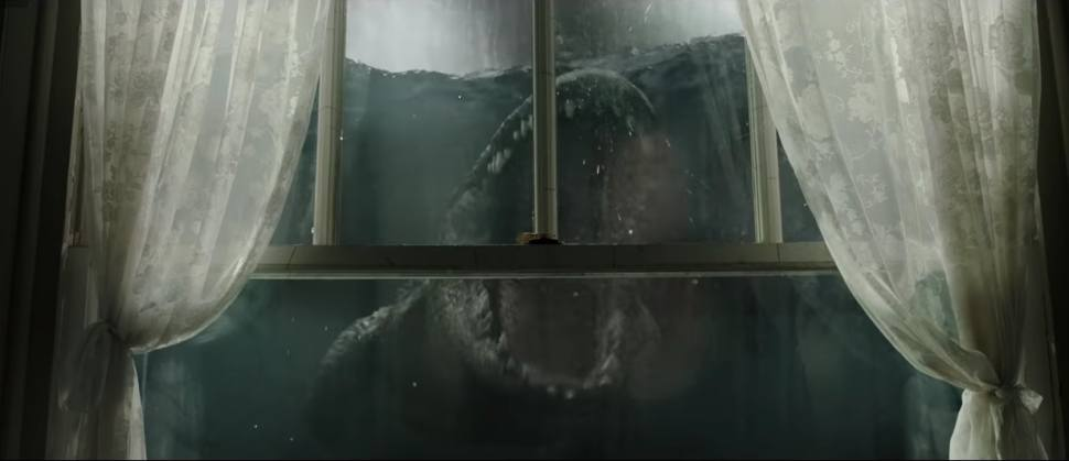 how scary is crawl