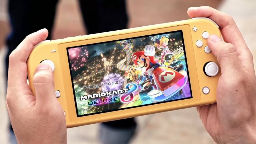 The Nintendo Switch Lite Is Coming This Fall Here S What