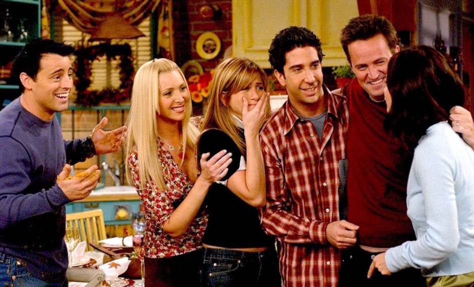 Here S How To Watch Friends Episodes In Theaters For Its