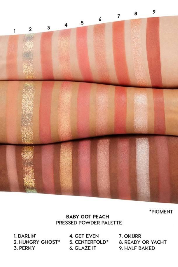 Colourpop Frisky Business : colourpop, frisky, business, Where, ColourPop's, Peach, Collection, Summer, While