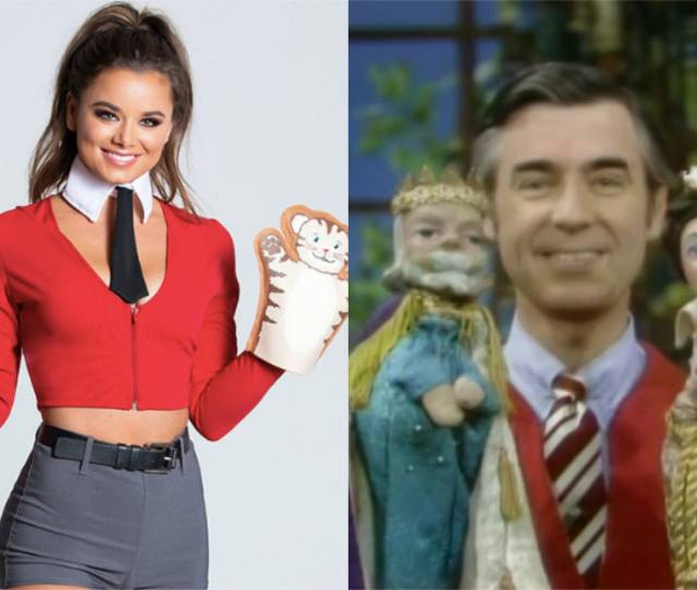 Yandys Sexy Mister Rogers Halloween Costume Proves Nothing Is Sacred