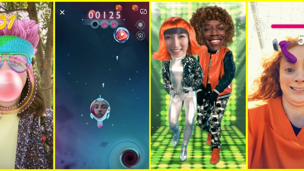 The Best Snapchat Games To Play With Your Friends That You