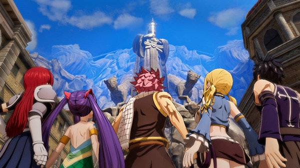 Fairy Tail' release date, trailer, and DLC for the magical anime ...