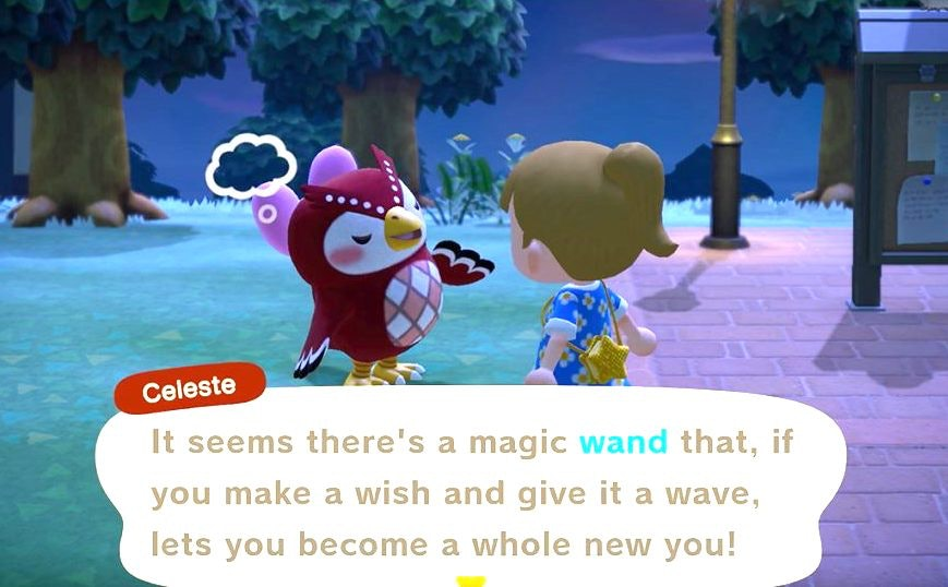 Animal Crossing New Horizons Star Fragments Find