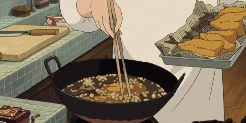 Step into the gorgeous world of Studio Ghibli meals