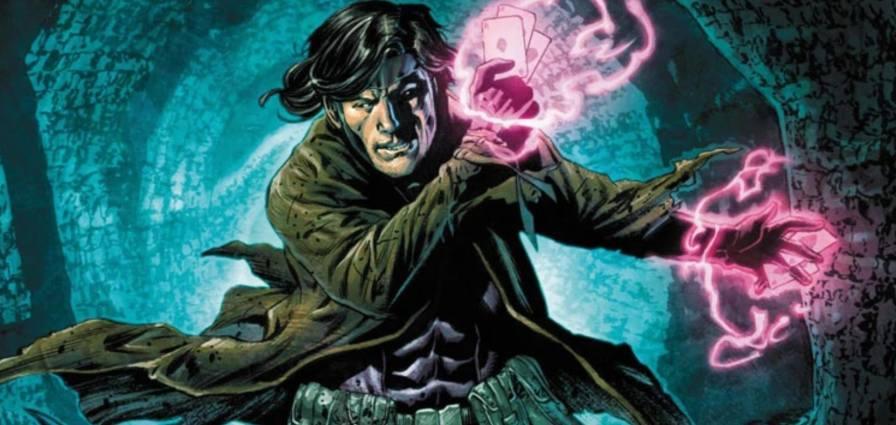 Gambit prepares for an attack in Astonishing X-Men Vol.  3 # 48