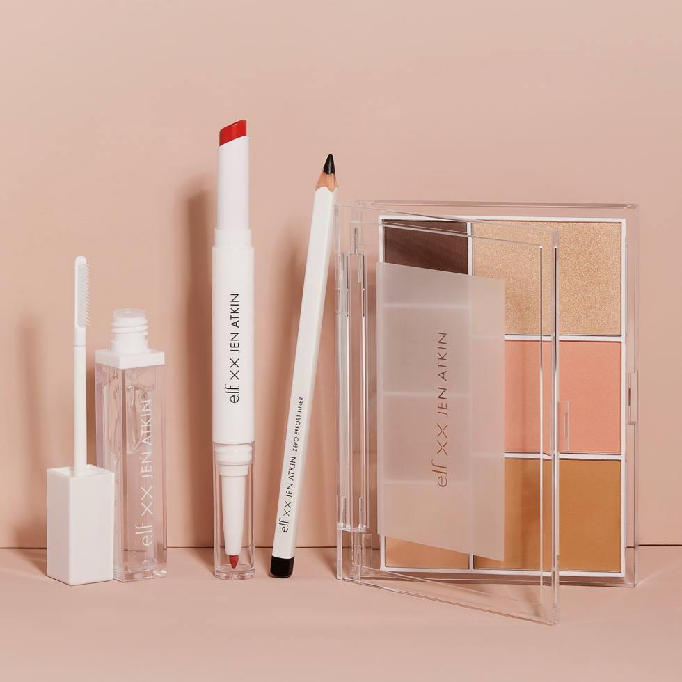 collection collaborative jen atkin x elf cosmetics