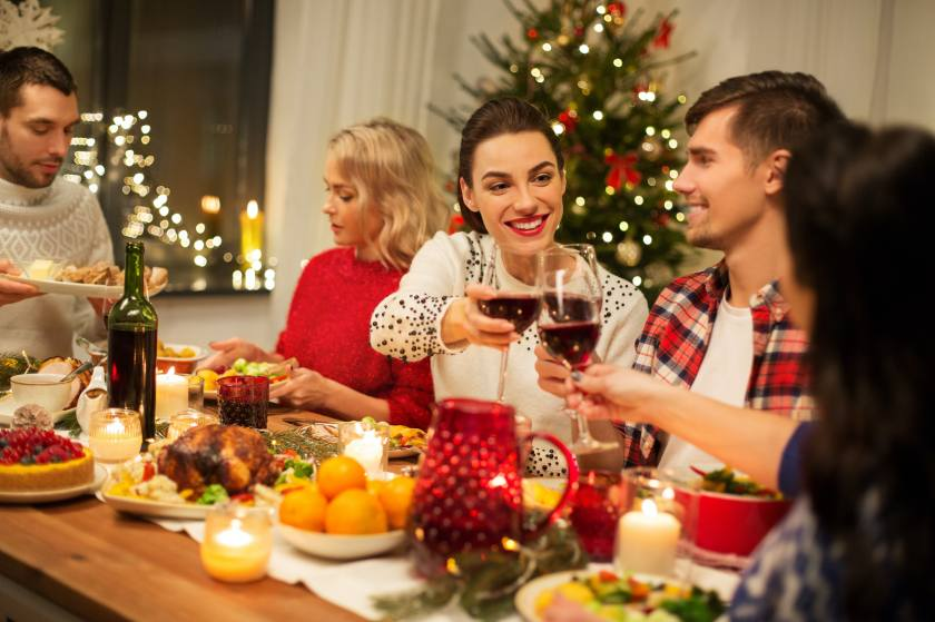 Inviting your partner to spend the holidays with you may involve meeting your family for the first time.