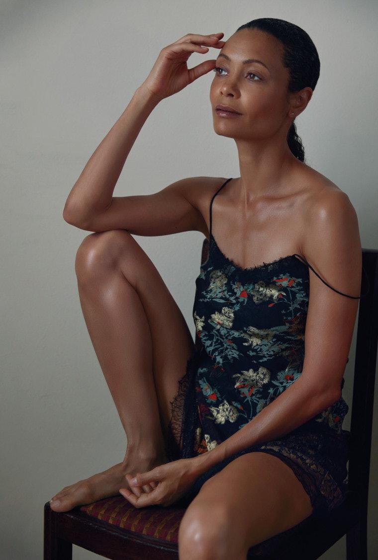 Thandiwe newton (as thandie newton), as maeve; Thandie Newton On Why She S Drawn To Tough Roles
