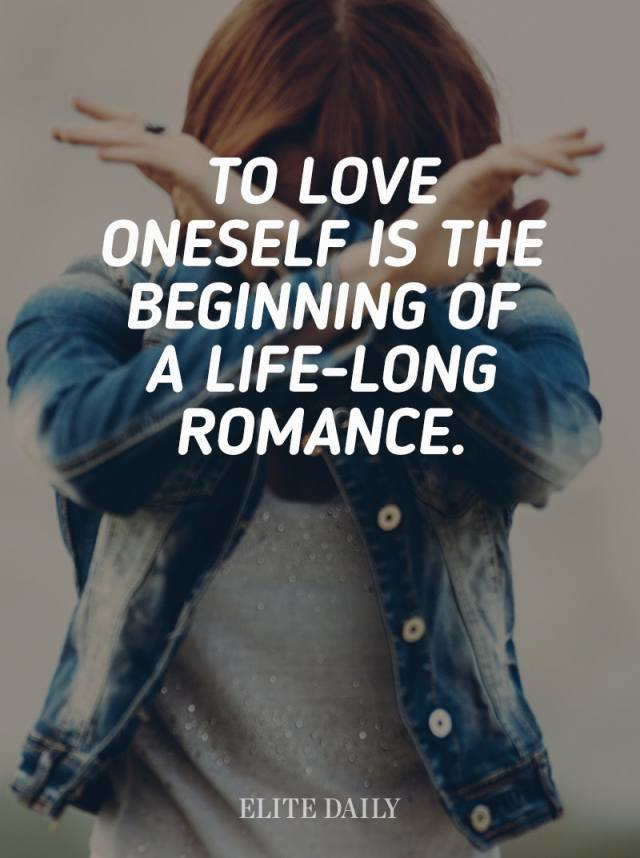 19 Valentines Day Quotes To Remind You To Love Yourself