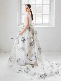 This Designer's T-Shirt Wedding Dress Is Beautiful
