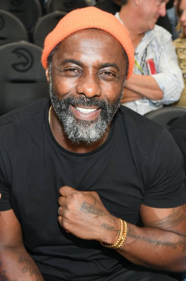 Idris Elba Tattoos : idris, tattoos, Idris, Elba's, Life