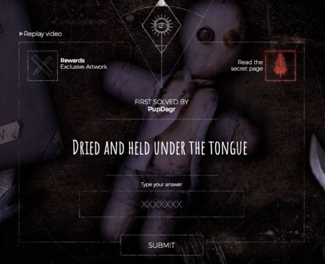 'The Secret World' ARG: Lovecraftian MMO gets an alternate-reality game crafted by 'Black Watchmen'