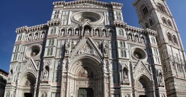 Italian Gothic architecture buildings