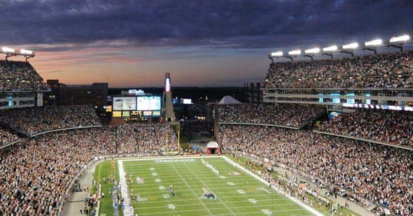 The Best NFL Stadiums