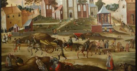 Medieval Diseases: All The Afflictions You Might Have If