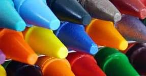 best crayola crayon color