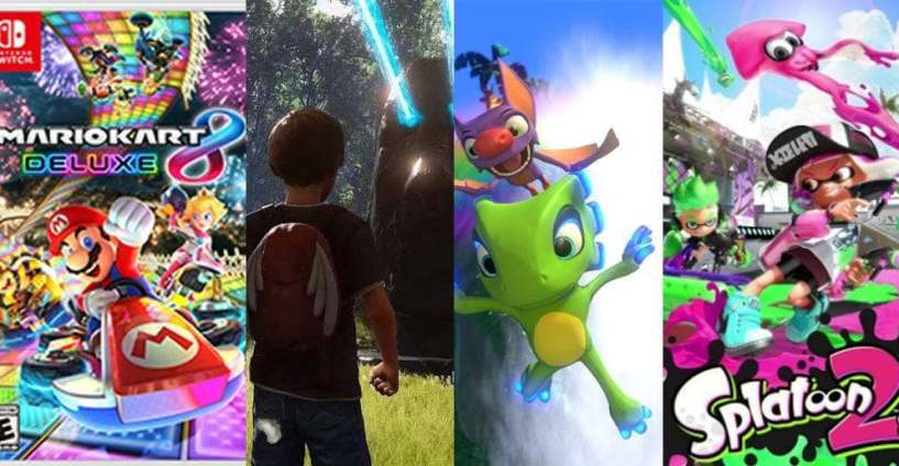 The 20 Best Current And Upcoming Nintendo Switch Exclusives