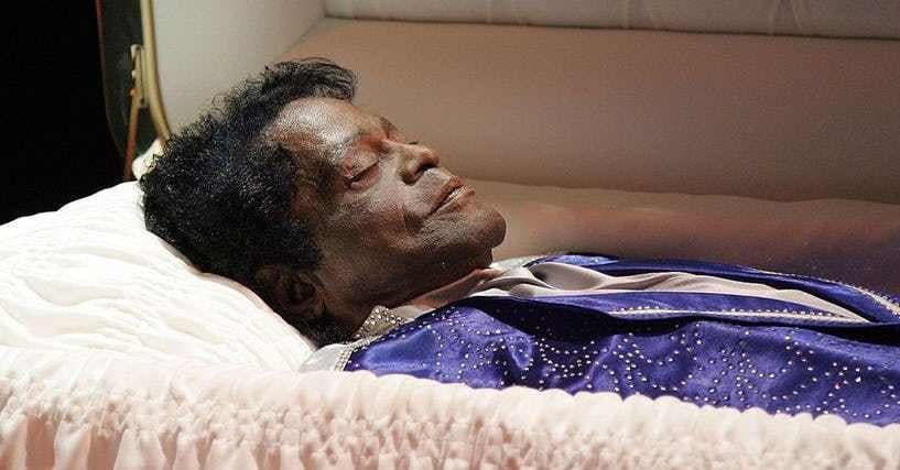 Embalmed Body After 50 Years