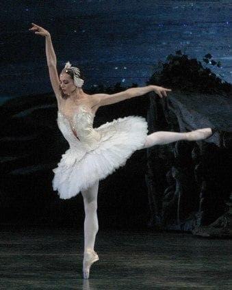 famous female ballerinas