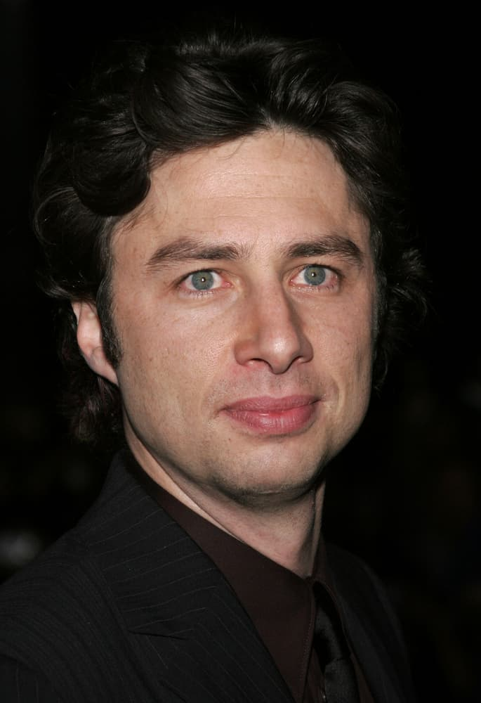 Zach Braff Rankings Opinions