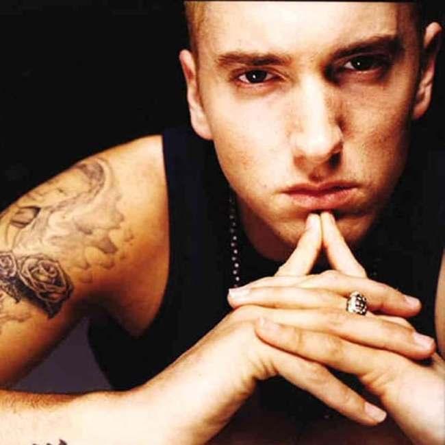 Eminem Quote Tattoos