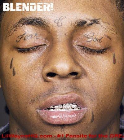 Lil Wayne Tattoos