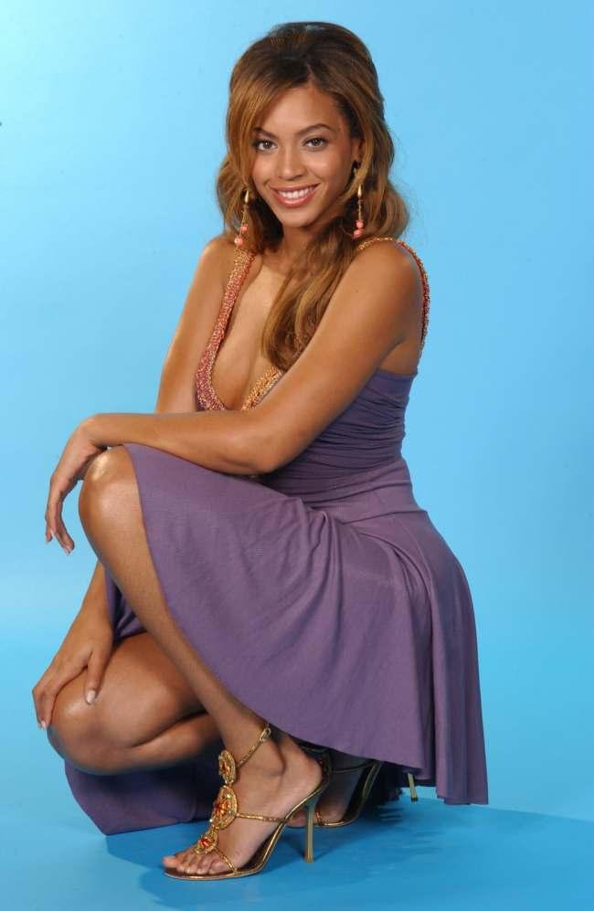 Beyonce Feet Pics