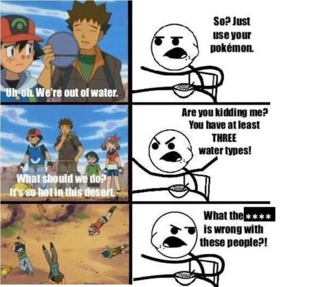 the best pokemon memes
