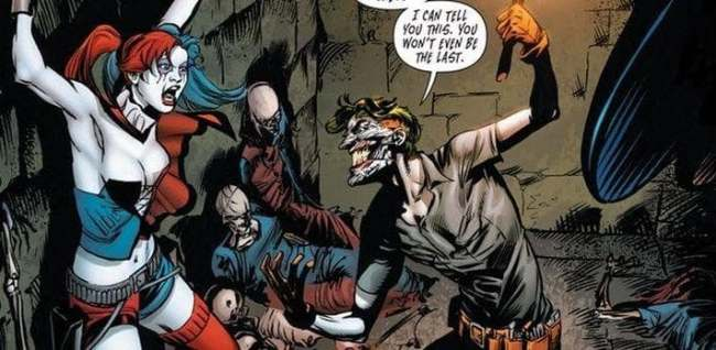 Boy Beating Girl Wallpaper The 10 Worst Things The Joker Has Ever Done To Harley Quinn