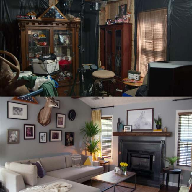 The 12 Most Dramatic Queer Eye Home Makeovers