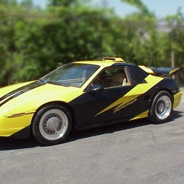 All Pontiac Fiero Cars List Of Popular Pontiac Fieros With Pictures