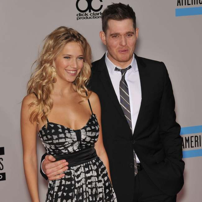 michael bublé relationships and