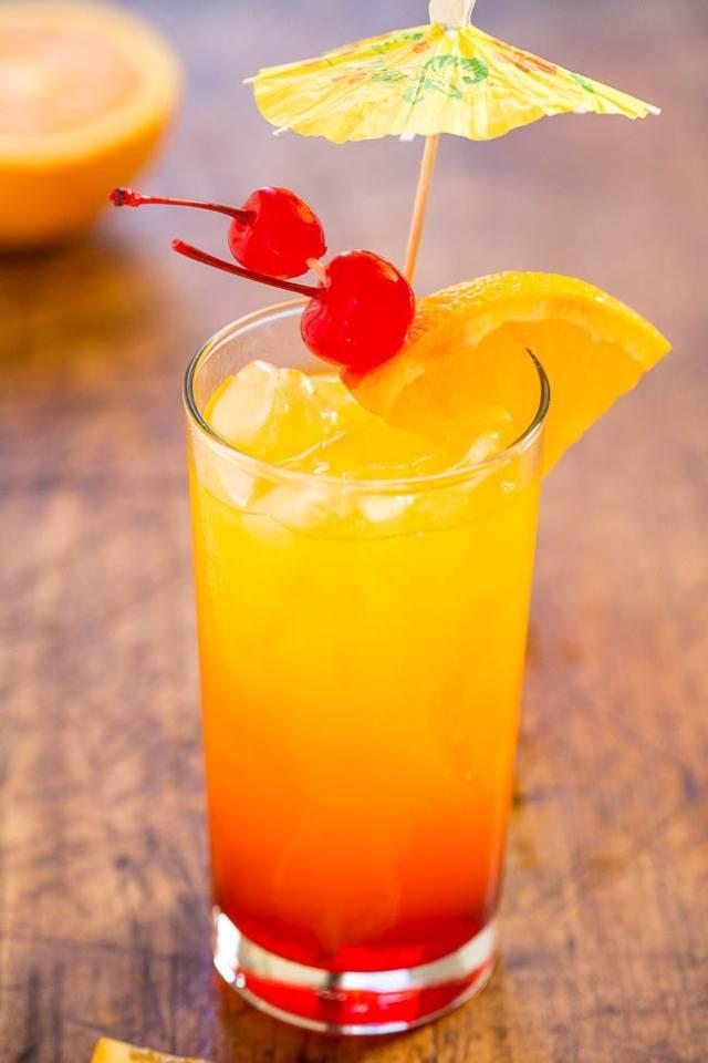13 Blue Orange Drinks For Broncos Fans To Sip On Super